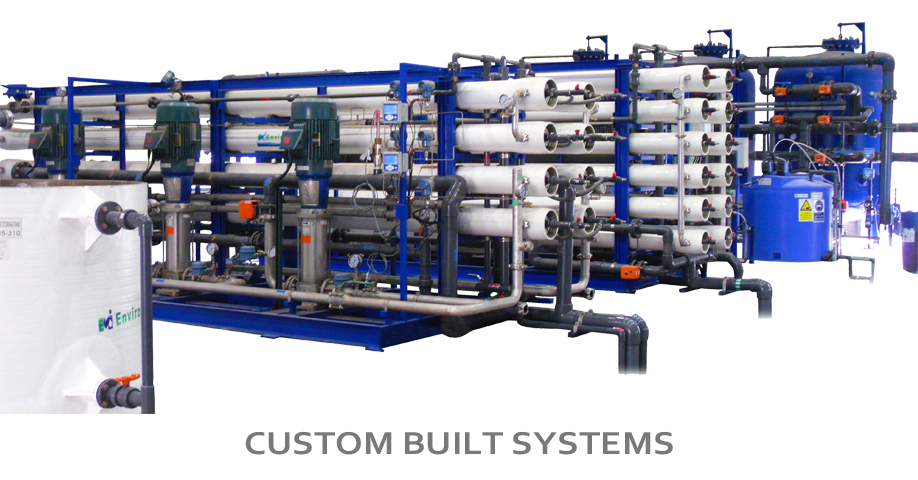 CUSTOM BUILT SYSTEMS
