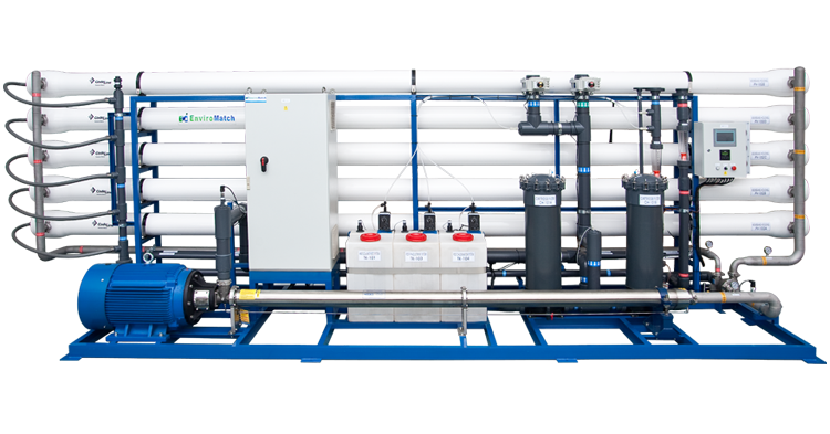 2-SEA WATER REVERSE OSMOSIS SYSTEM