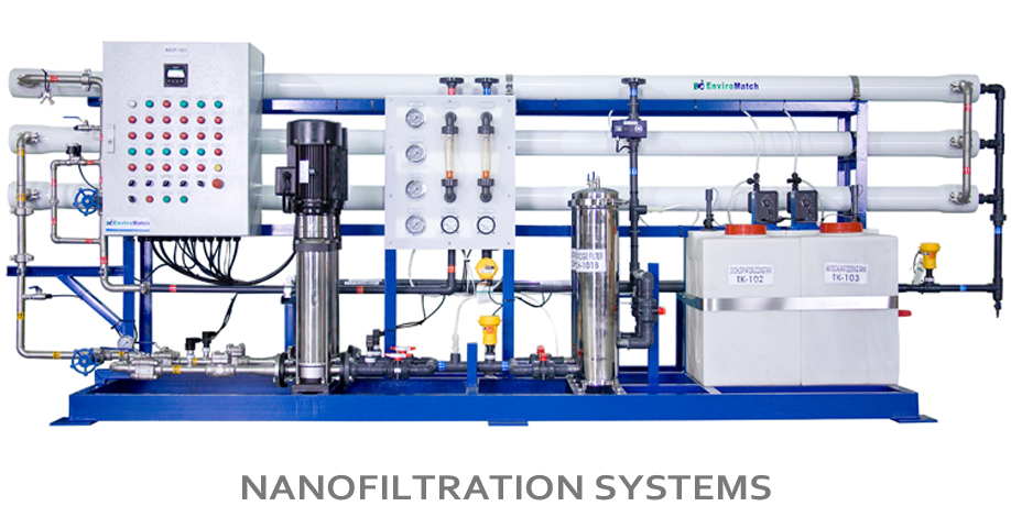 NANOFILTRATION SYSTEMS