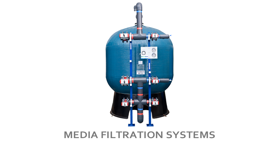 MEDIA FILTRATION SYSTEMS