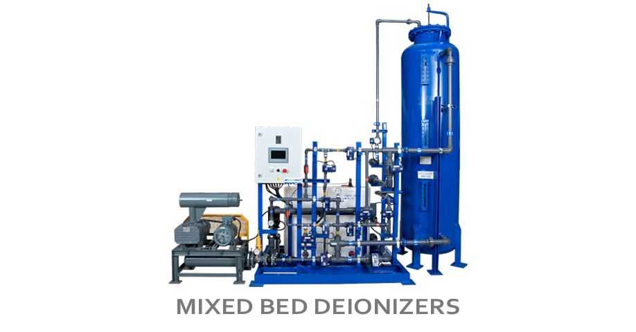 MIXED BED DEIONIZERS