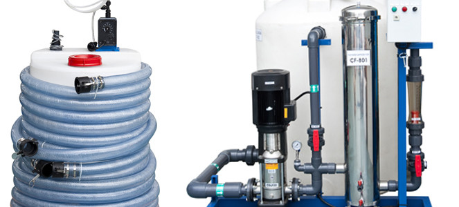 Brackish Water Reverse Osmosis System – 720 m3:day – Philippines