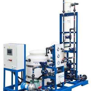 Packaged Ultra Filtration(UF) Tertiary Treatment System – 50 m3:day – Saudi