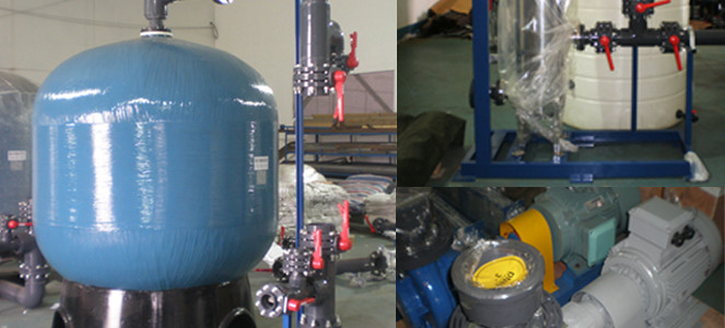 Seawater RO Pretreatment and Post treatment – 1000 and 500 m3:day – Maldives