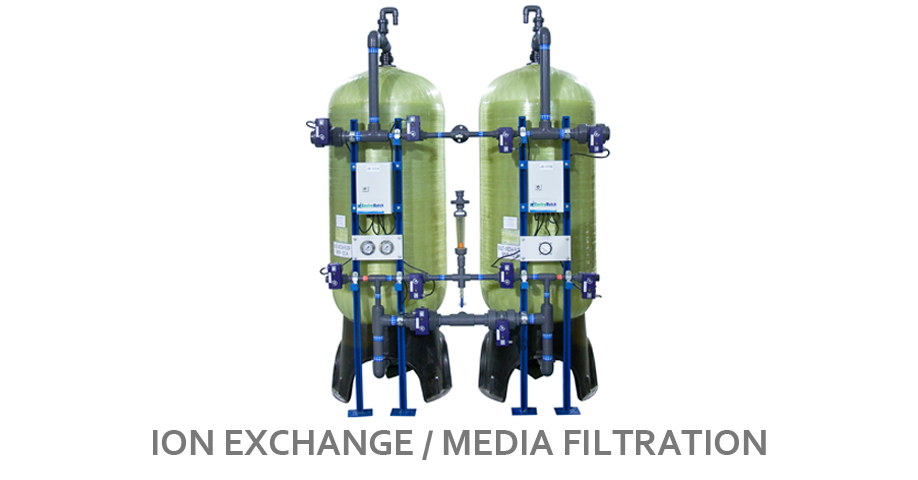 Ion Exchange/Media Filtration