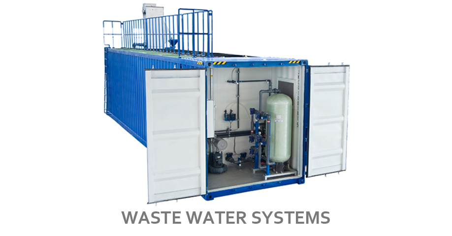 WASTE WATER SYSTEMS