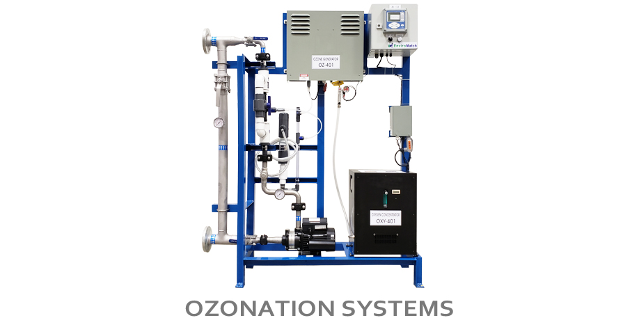 OZONATION SYSTEMS
